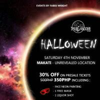 Full Moon PH Halloween