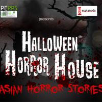 Halloween Horror House Asian Horror Stories