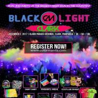 Color Manila Blacklight 2017 - Clark Leg