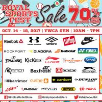 Royal SportsFest Sale: Early Christmas Treat