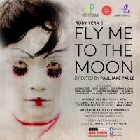 Palanca Hall Of Fame Writer Rody Vera's New Play 'Fly Me To The Moon' All Set To Open On October 13