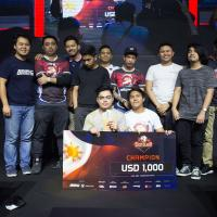 Team Skyville Prevails at The New Blood Championships Philippine Finals