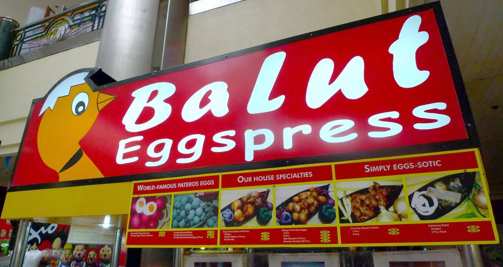 BALUT EGGPRESS - ROBINSONS PLACE OTIS