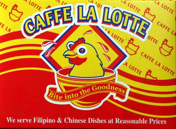 CAFFE LA LOTTE RESTAURANT