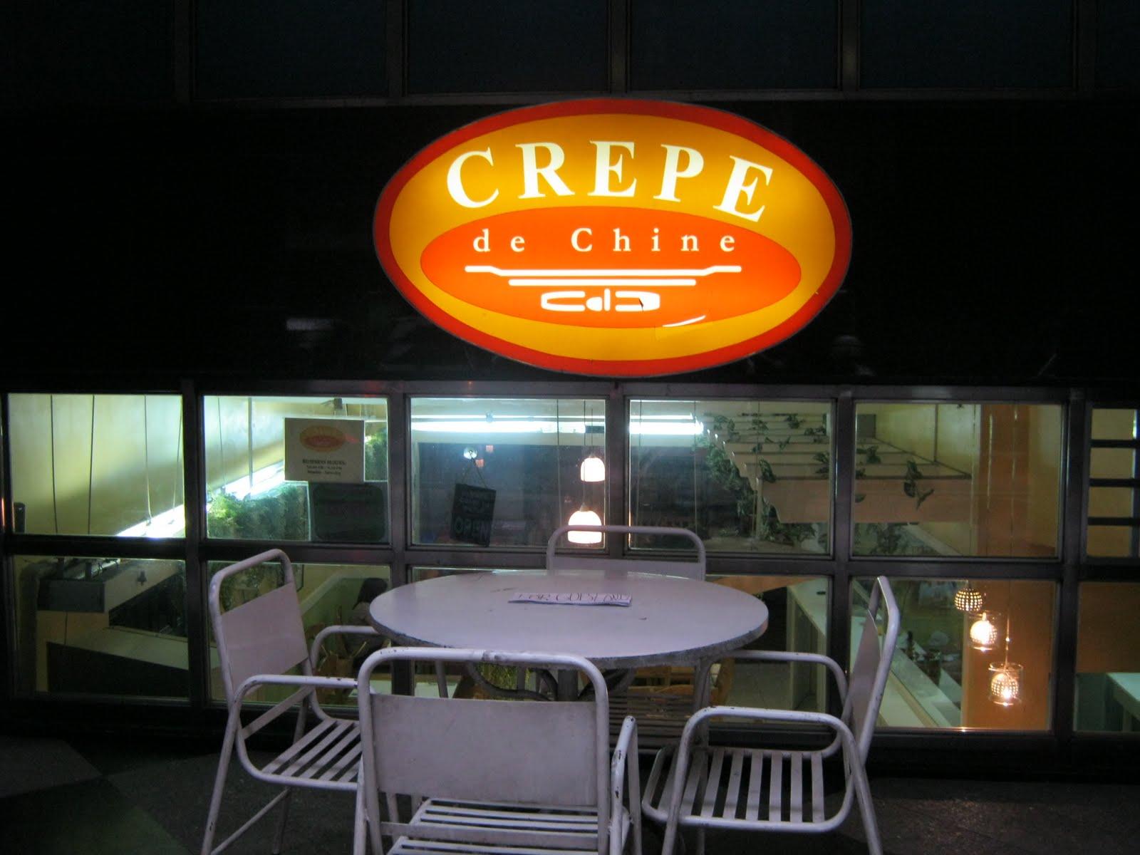 CREPE DE CHINE