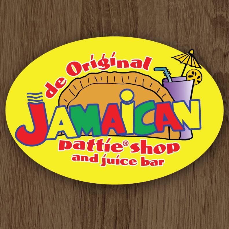 DE ORIGINAL JAMAICAN PATTIE