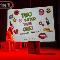 Ampalaya Monologues' 2nd Year Anniversary Show 'Two Is Bitter Than One' a Huge Success!
