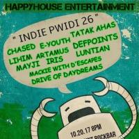 INDIE PWIDI PART 26 AT CHECKPOINT ROCK BAR
