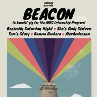 BEACON: A BENEFIT GIG FOR THE ATENEO HUMAN RIGHTS INTERNSHIP PROGRAM AT ROUTE 196 BAR