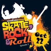SKATE,ROCK AND ROLL EPISODE 2 AT EAT AND RUN RESTOBAR