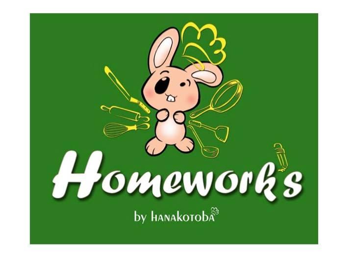 HOMEWORKS BY HANAKOTOBA