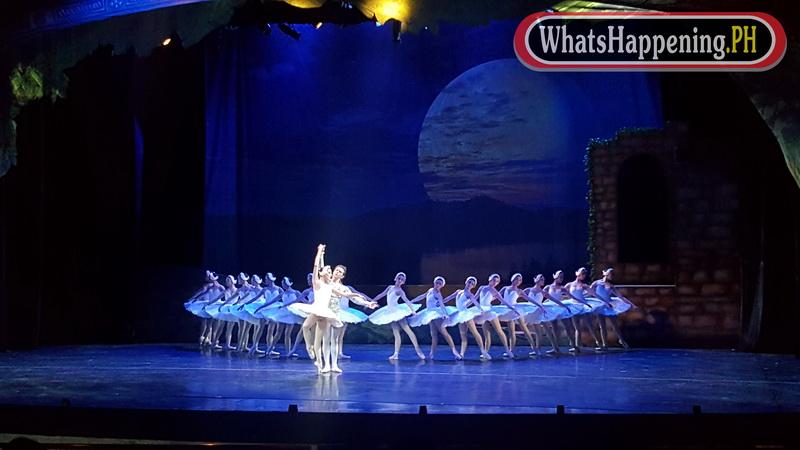 Ballet Manila's Swan Lake