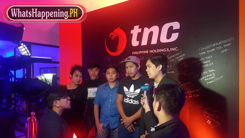 TNC Philippine Holdings Inc. Grand Opening