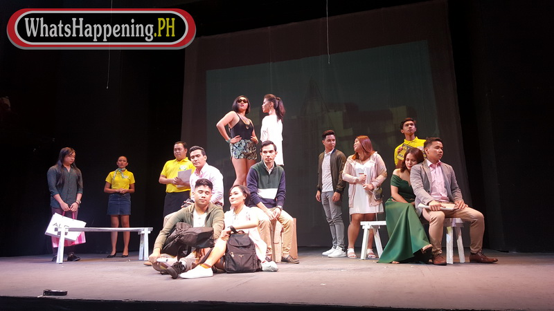 Ampalaya Dialogues at PETA Theater Center