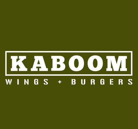 KABOOM WINGS & BURGERS