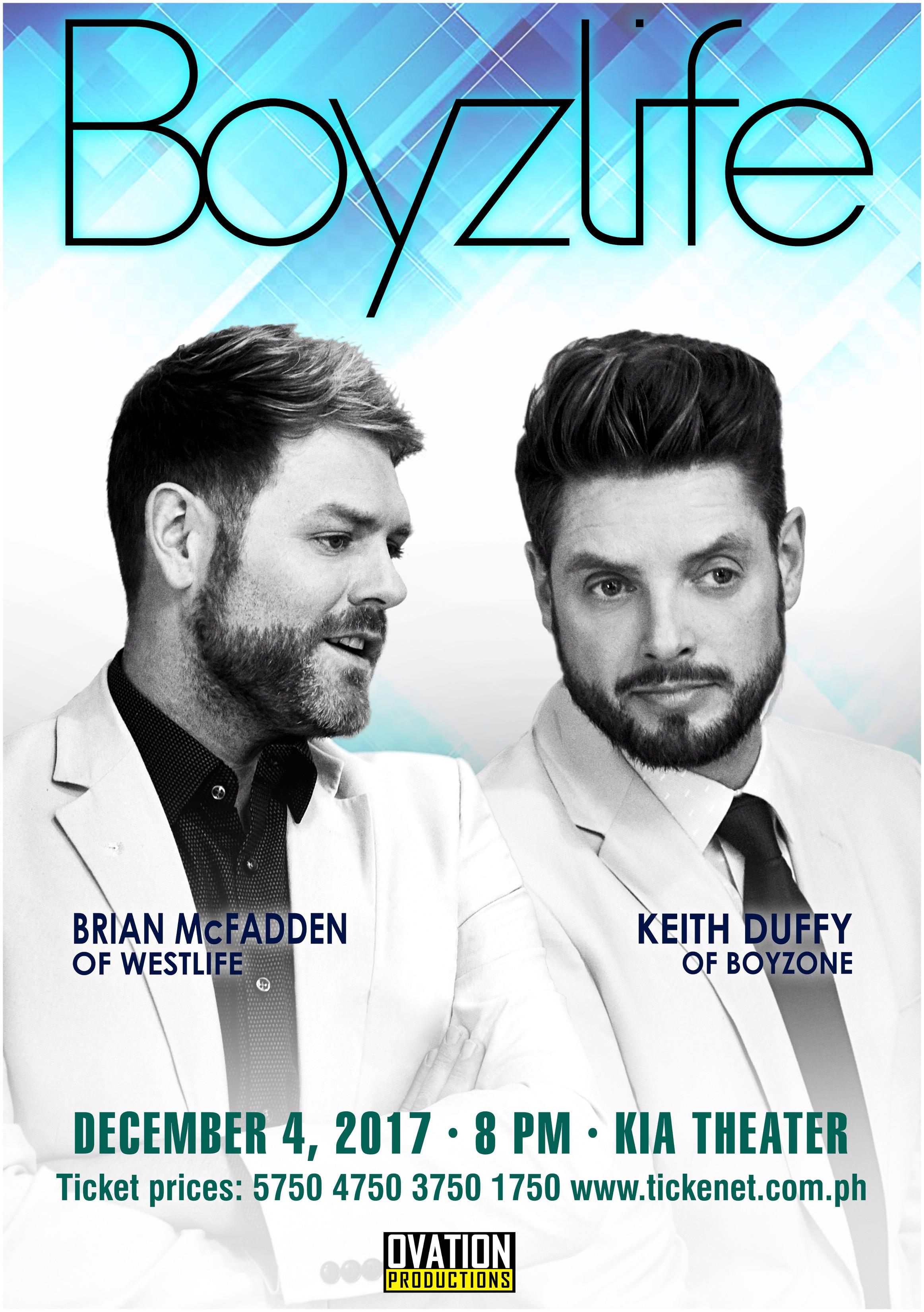 Boyzlife Live In Manila!
