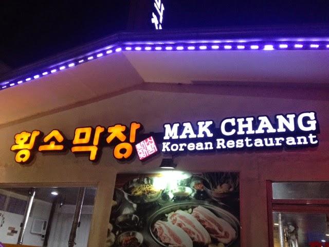 MAC CHANG KOREAN RESTAURANT