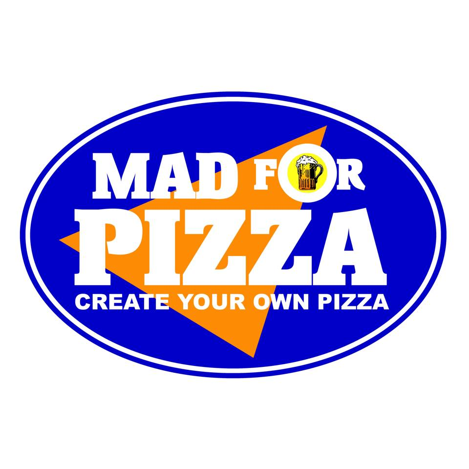 MAD FOR PIZZA