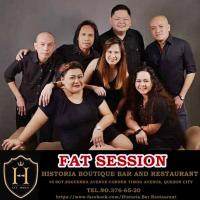 FAT SESSION AT HISTORIA BOUTIQUE BAR AND RESTAURANT