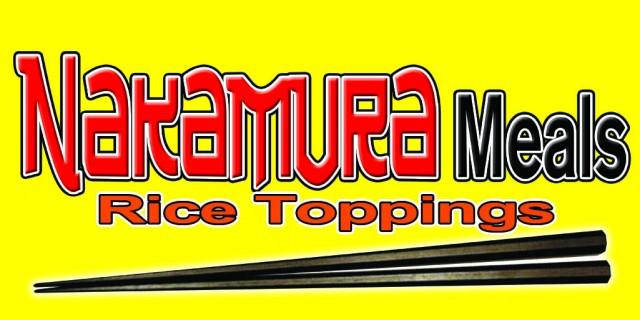 NAKAMURA RICE TOPPINGS