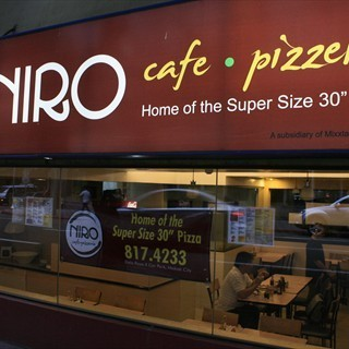 NIRO CAFE & PIZZERIA