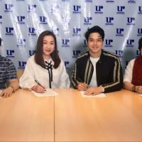 Elmo Magalona Renews Contract with Universal Records