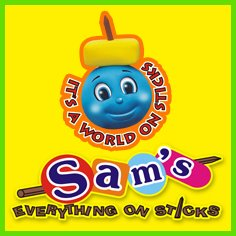 SAM'S EVERYTHING ON STICKS