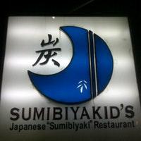 SUMIBIYAKID'S JAPANESE RESTAURANT
