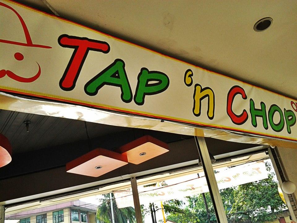 TAP N' CHOP
