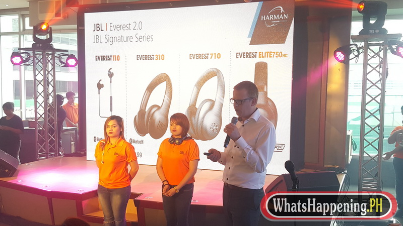 JBL® by Harman Cutting-Edge Headphones, Speakers, and SoundBars - Product Launch