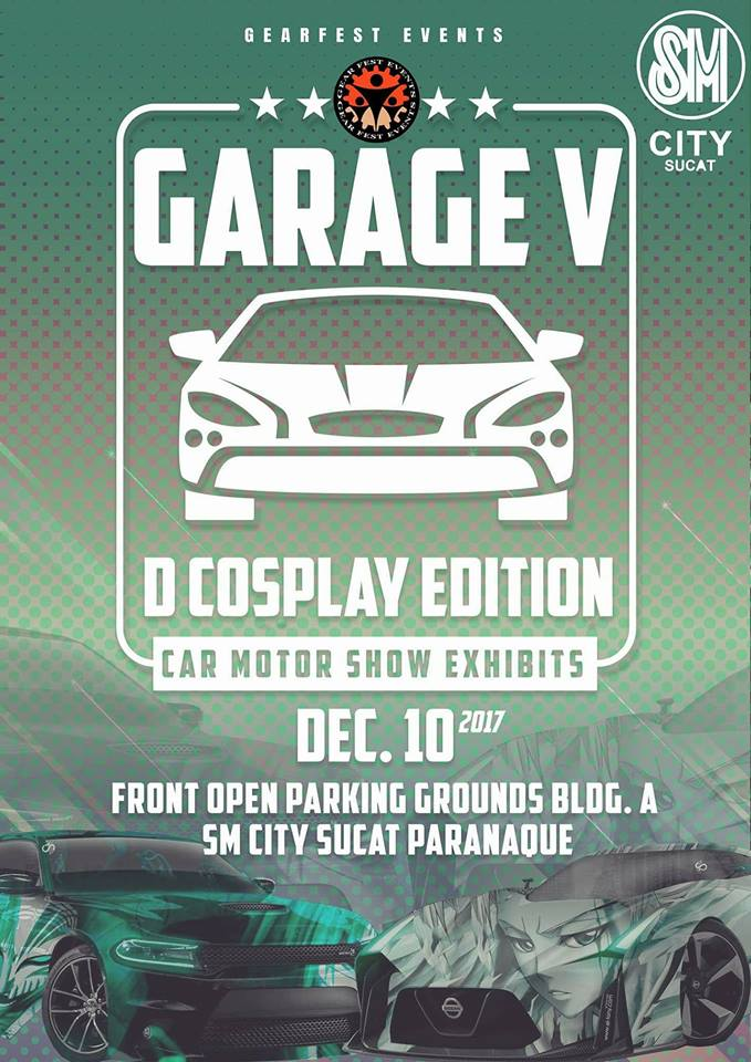 GARAGE 5 Car Motor Show And Exhibits