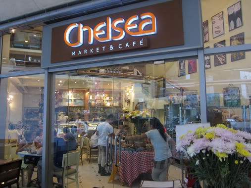 CHELSEA MARKET AND CAFE