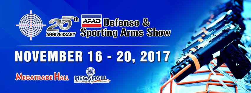25th AFAD Defense and Sporting Arms Show (Part 2)