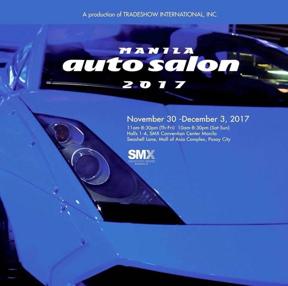 11th Manila Auto Salon