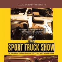 30 23rd Sport Truck Show