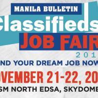 Manila Bulletin Classifieds Job Fair