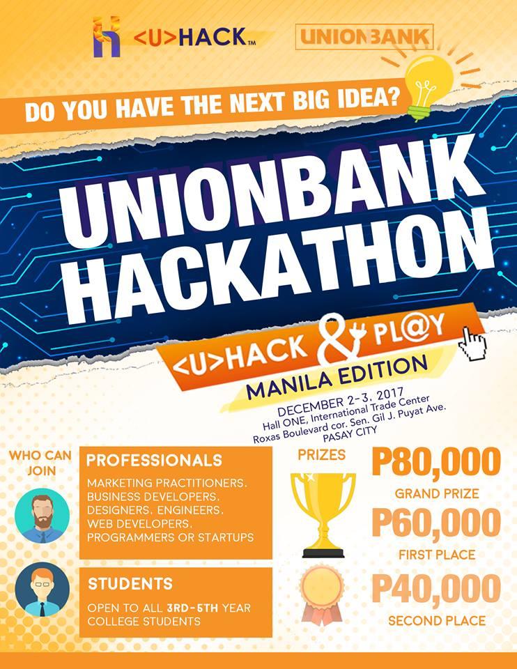 Unionbank Hackaton