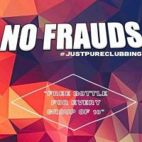 NO FRAUDS FRIDAY AT CLUB LEVEL