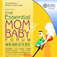 The Essential Mom & Baby Forum