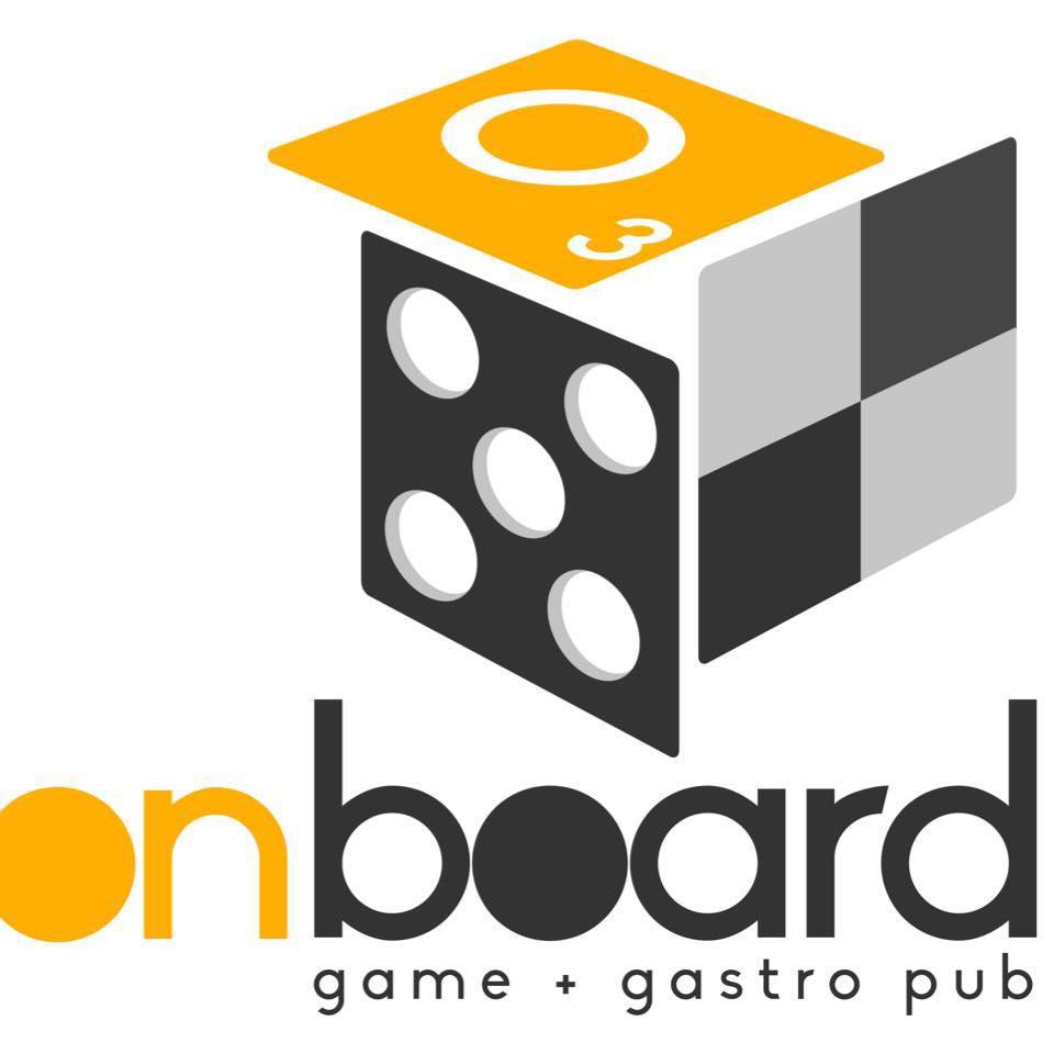 ONBOARD GAME + GASTROPUB