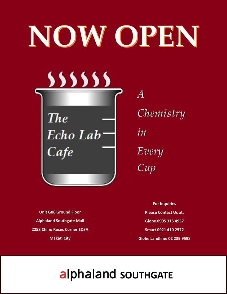 THE ECHO LAB CAFE