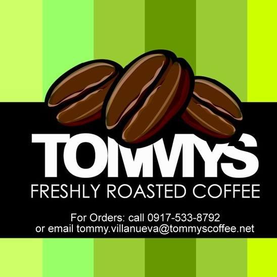 TOMMY'S FRESH ROAST COFFEE