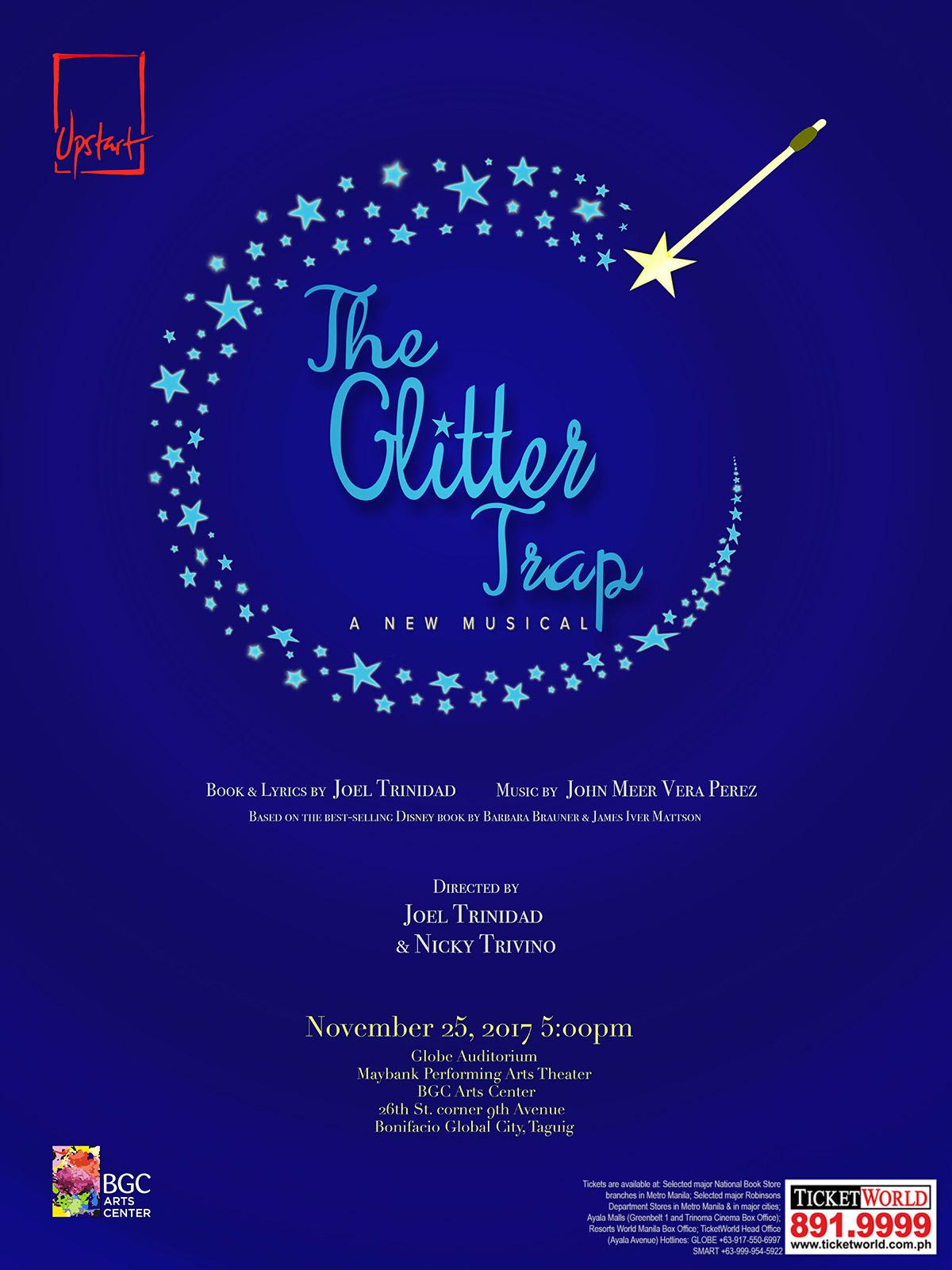 GLITTER TRAP (A New Musical)