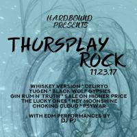 THURSPLAY ROCK AT SKINNY MIKE'S SPORTS BAR