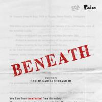 Benilde Dance Program Produces BENEATH	(Stage play)