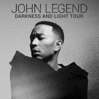 John Legend Darkness and Light Tour