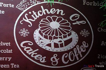 KITCHEN OF CAKES AND COFFEE'S