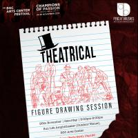 Theatrical Figure Drawing Session