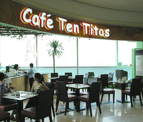 CAFE TEN TITAS