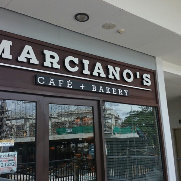 MARCIANO'S CAFE AND BAKERY